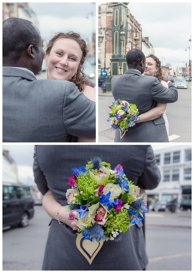 Jewellery Quarter wedding