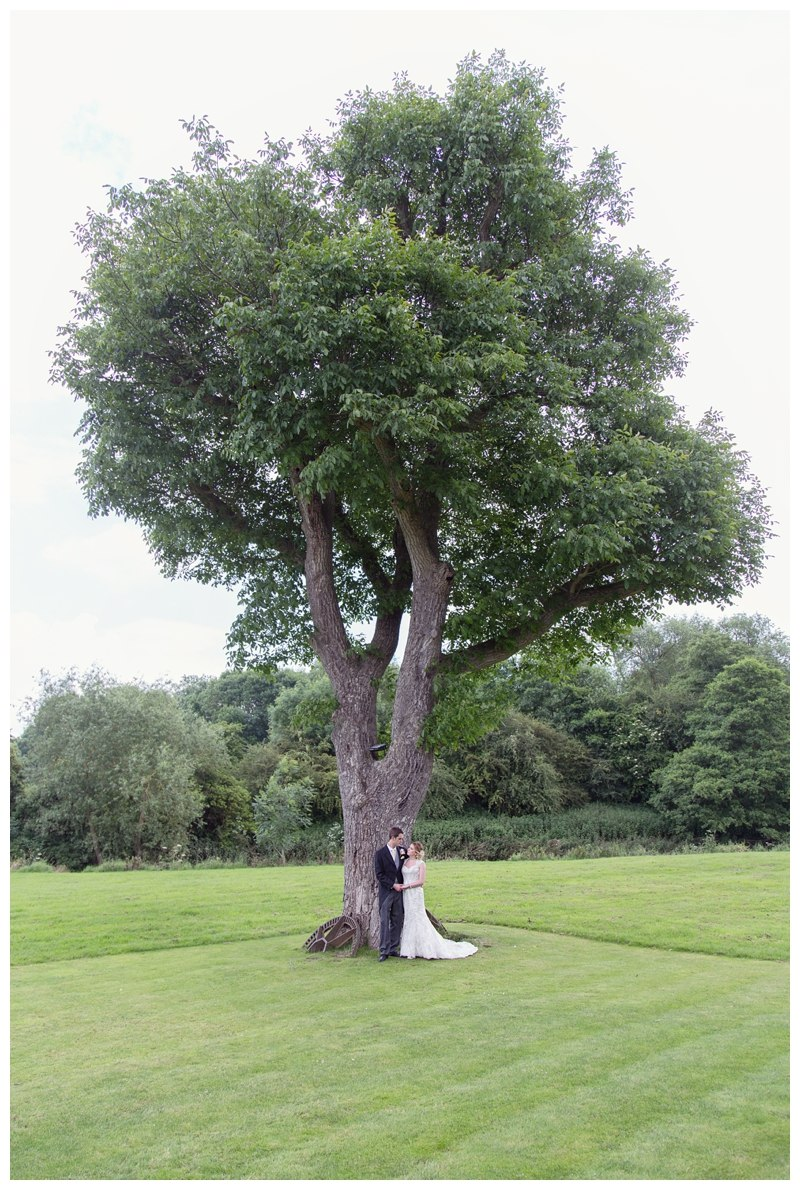 Arrowmill wedding trees