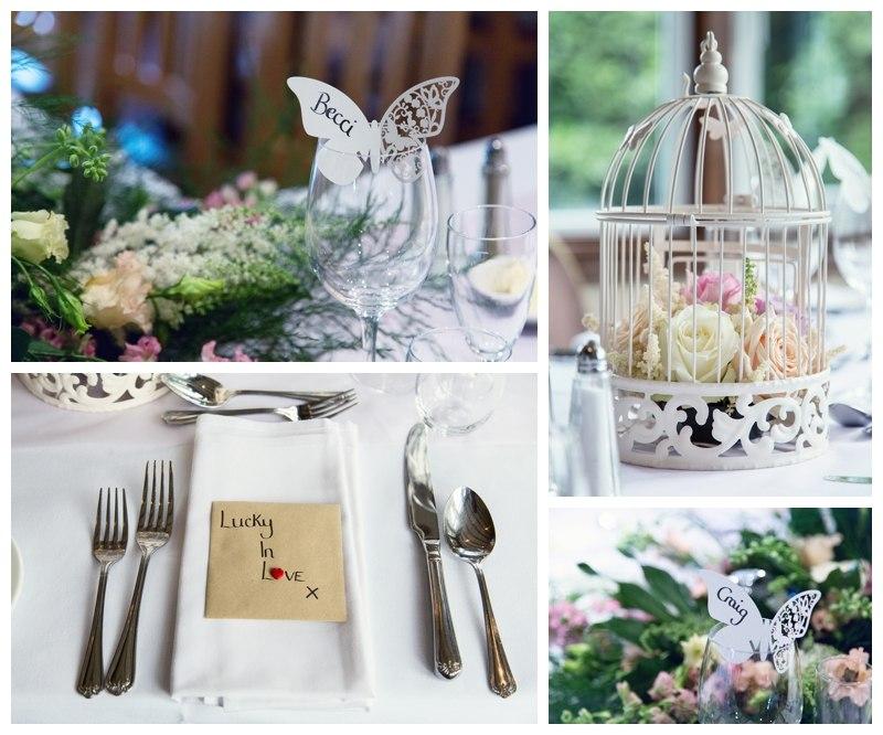 Arrowmill wedding details