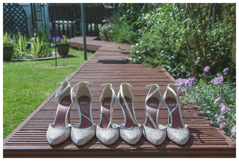 Solihull wedding photography shoes