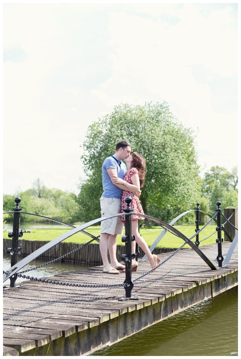 Ardencote Manor Photography bridge