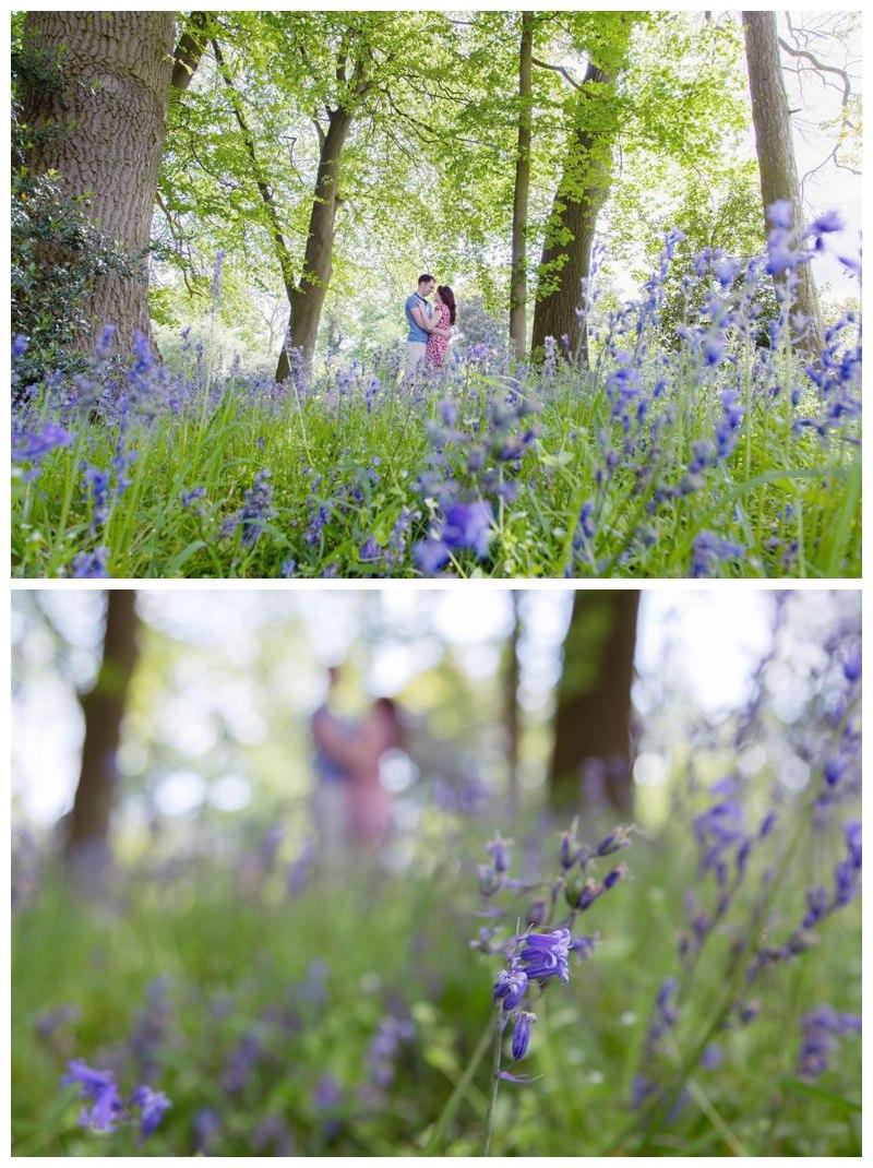 Ardencote Manor Photography bluebells