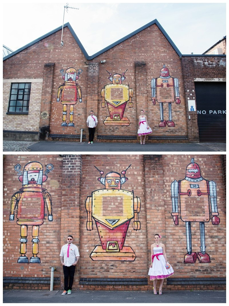 Birmingham Photo Shoot Digbeth