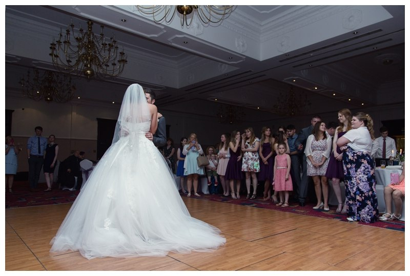 first dance royal court hotel