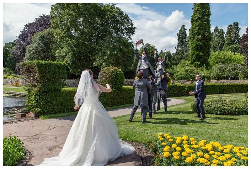 Bridal rugby