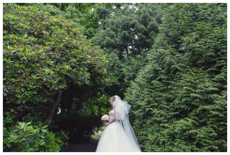 Bride Coombe Abbey