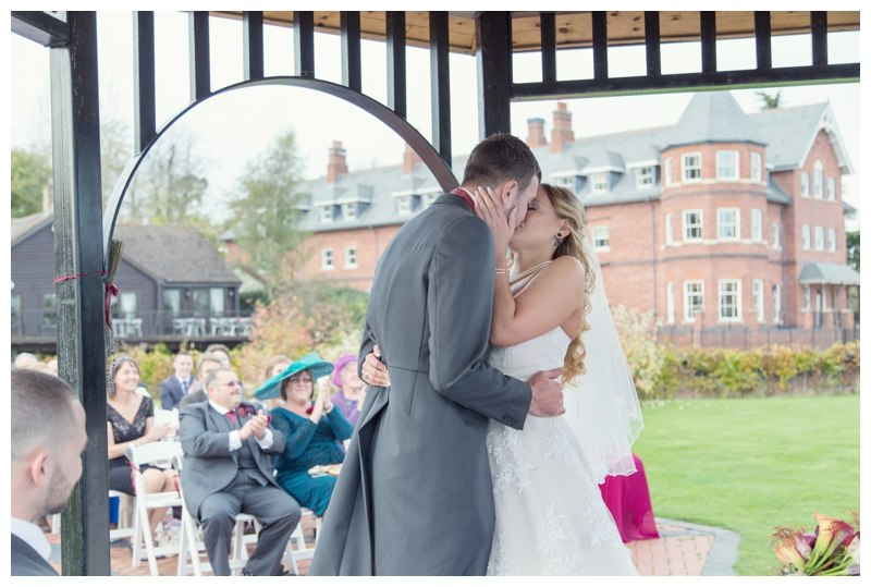 First Kiss Ardencote manor