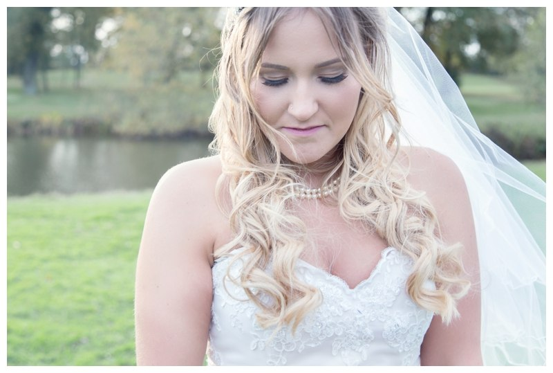Bride at Ardencote Manor