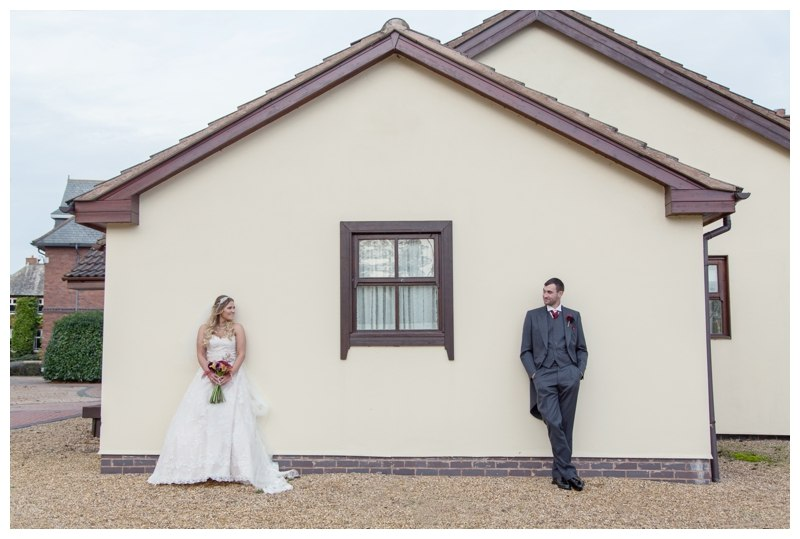 Ardencote Manor Couple photo