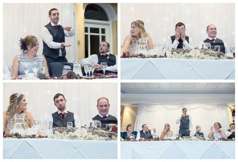 Best Man Speech at Ardencote Manor