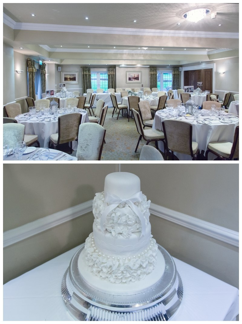 nuthurst grange wedding breakfast