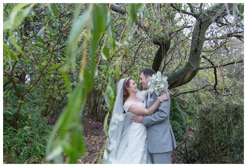 Nuthurst Grange Wedding willow