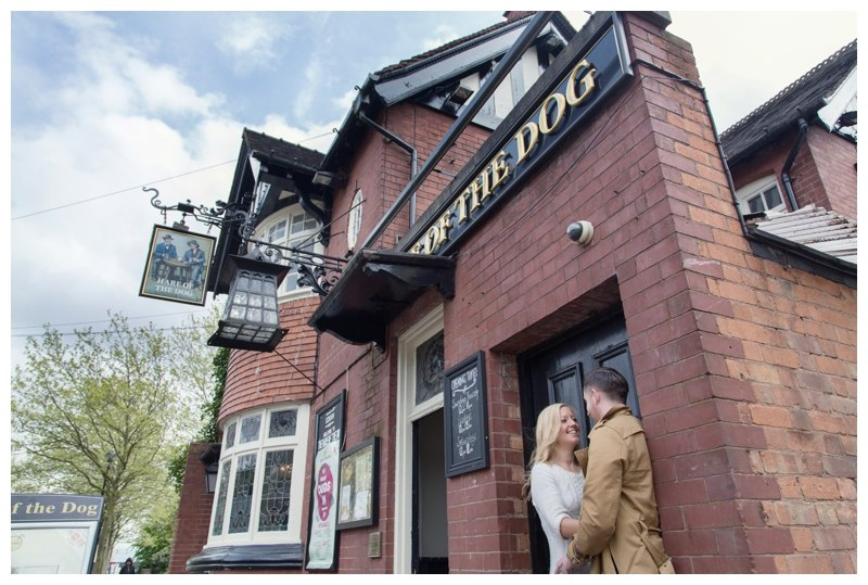 Hare of the dog pub perry barr