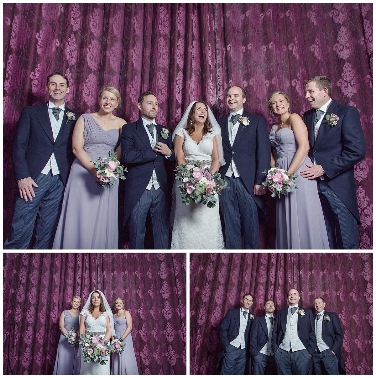 indoor group photos