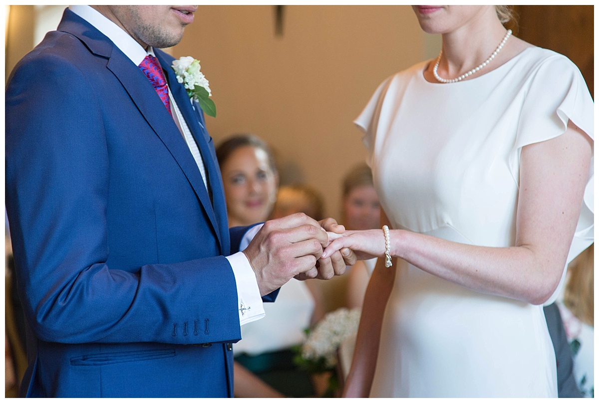 ring exchange Nuthurst Grange