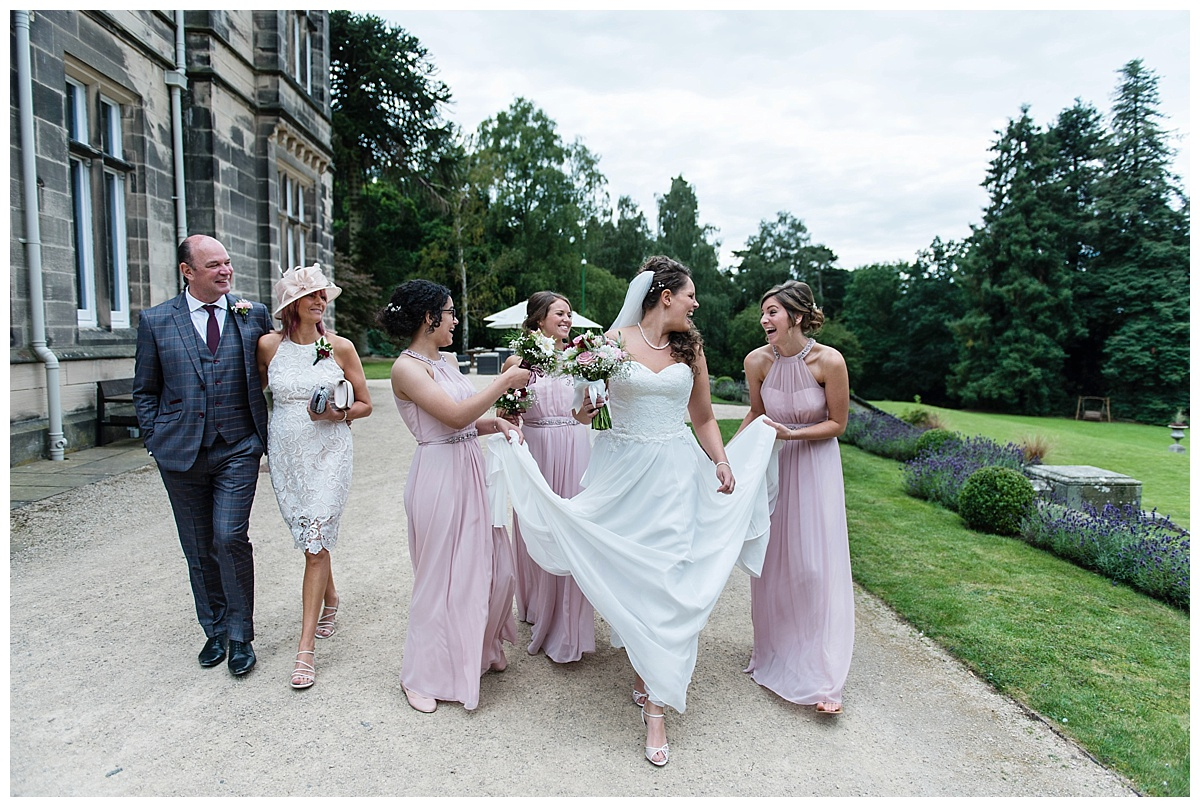hampton manor bridesmaids