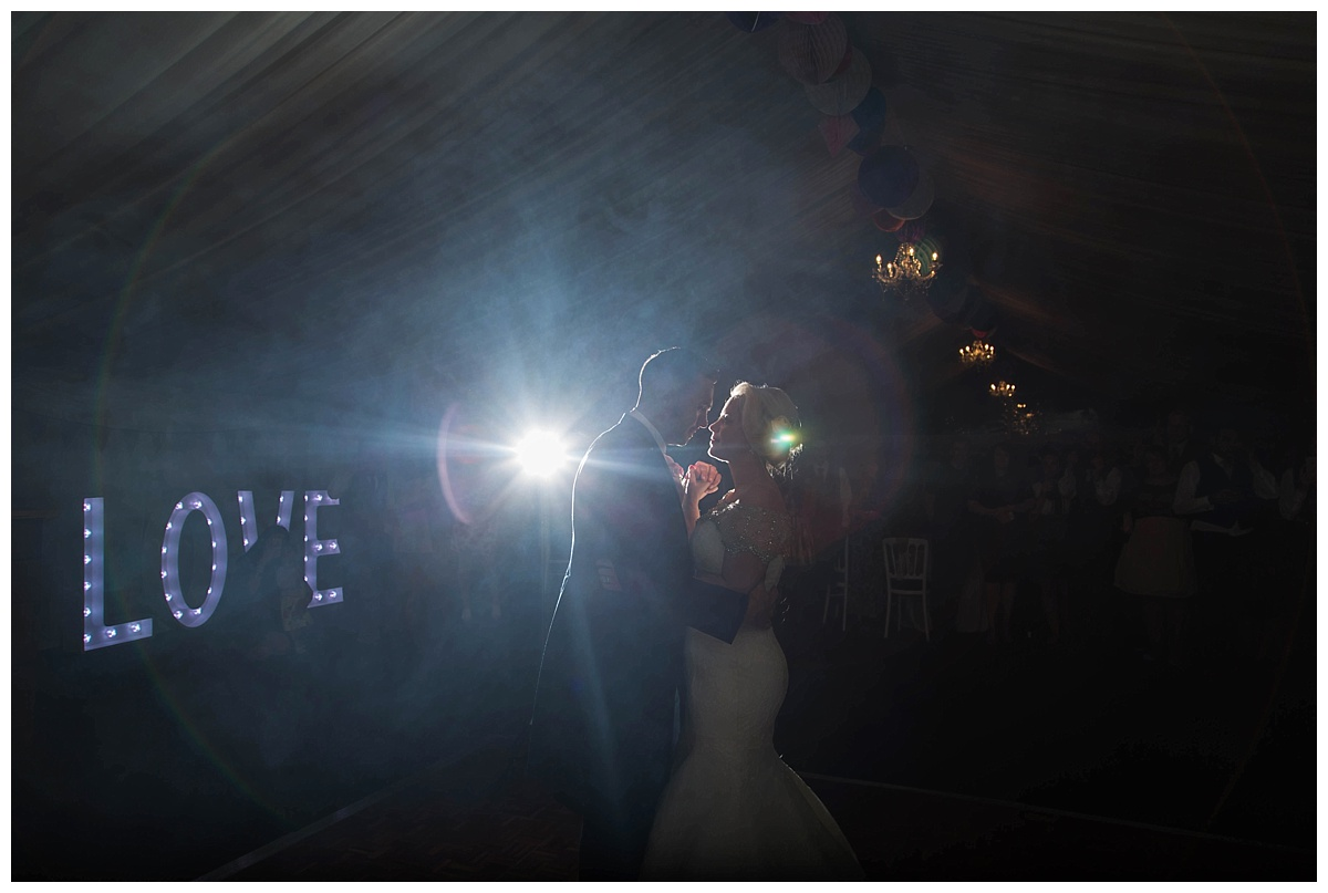 first dance Bordesley Park