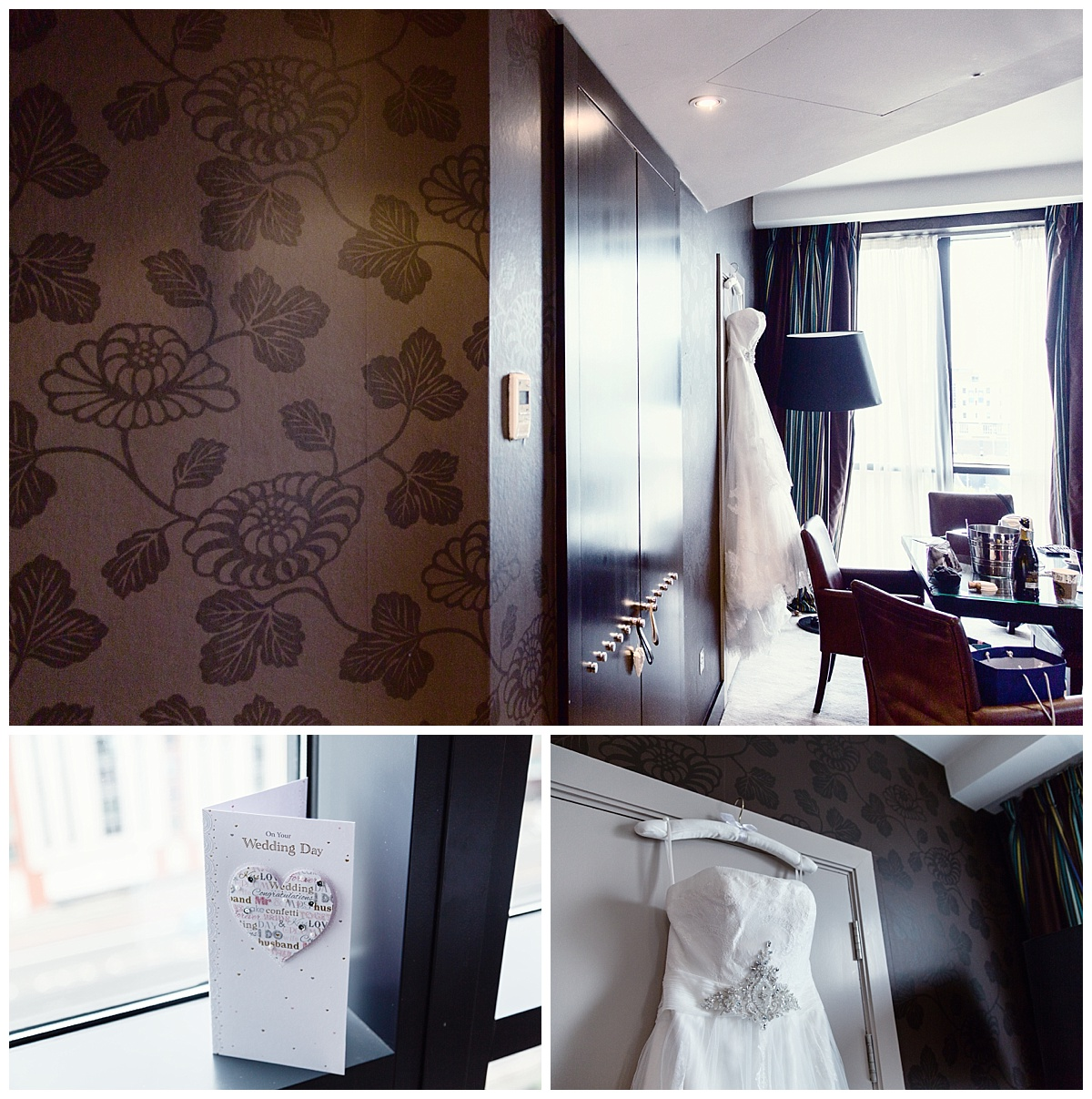 Malmaison wedding