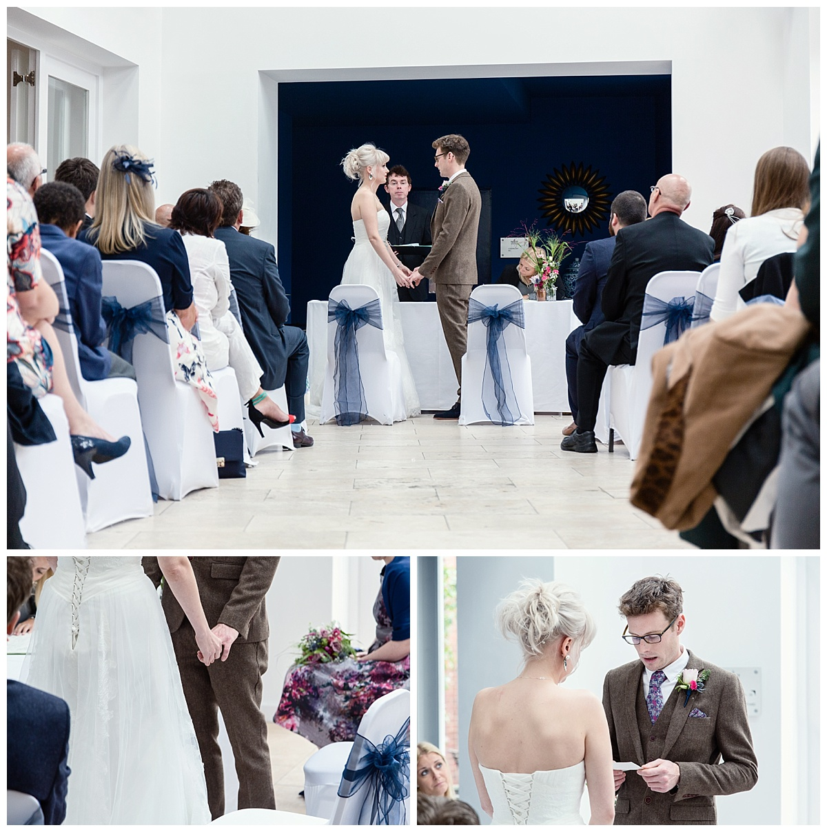 fazeley studios wedding ceremony