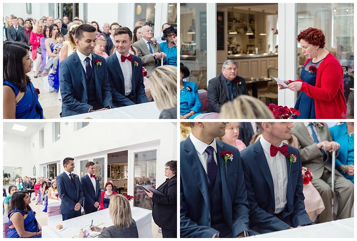 birmingham wedding ceremony