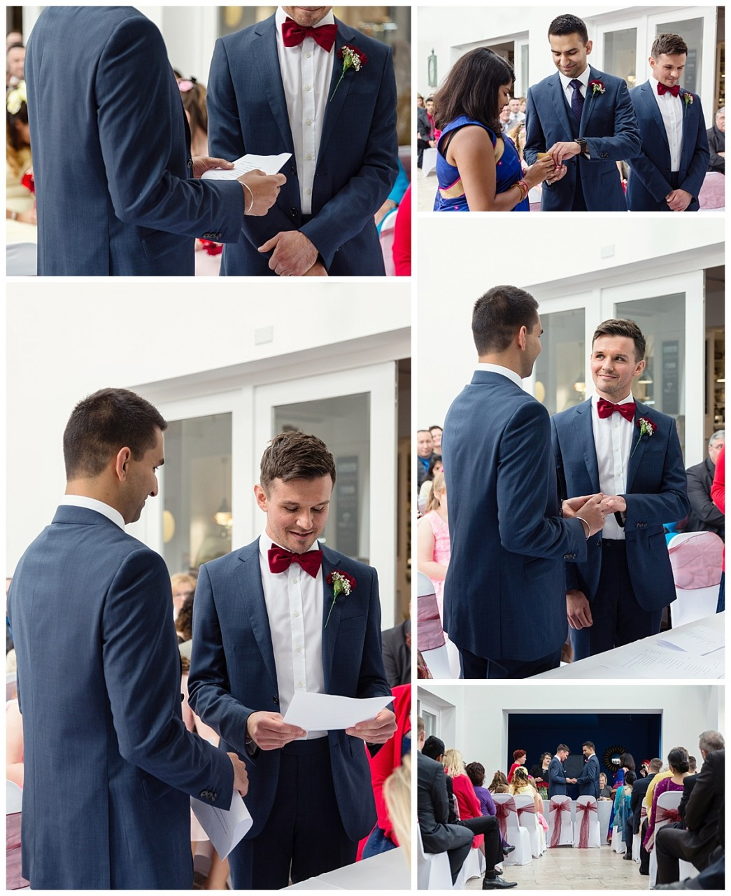 own vows