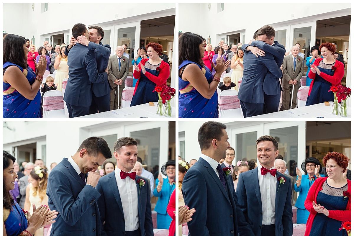 civil ceremony fazeley studios