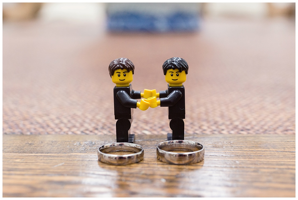 lego ring shot