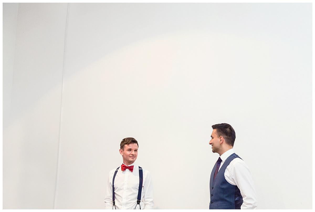 groom and groom speech