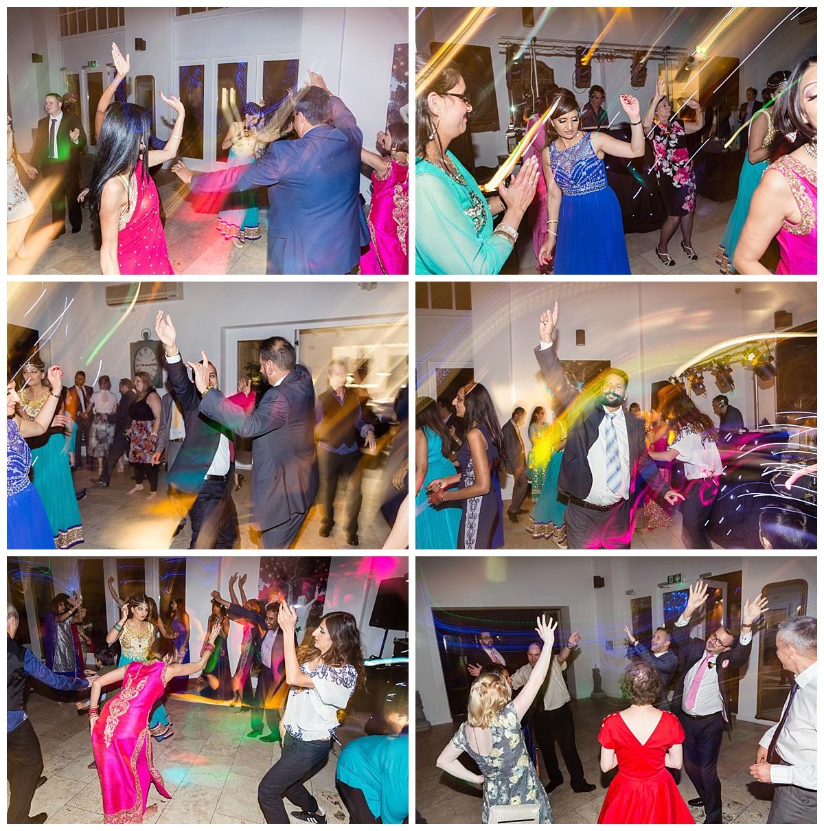 Dancing at Fazeley