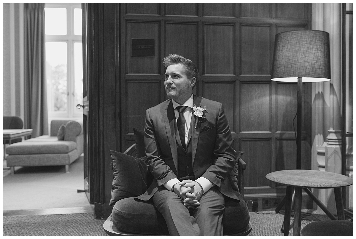 groom hampton manor