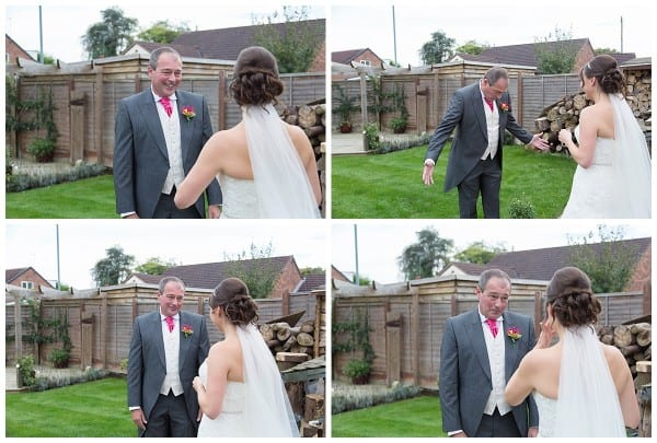 Dads reaction