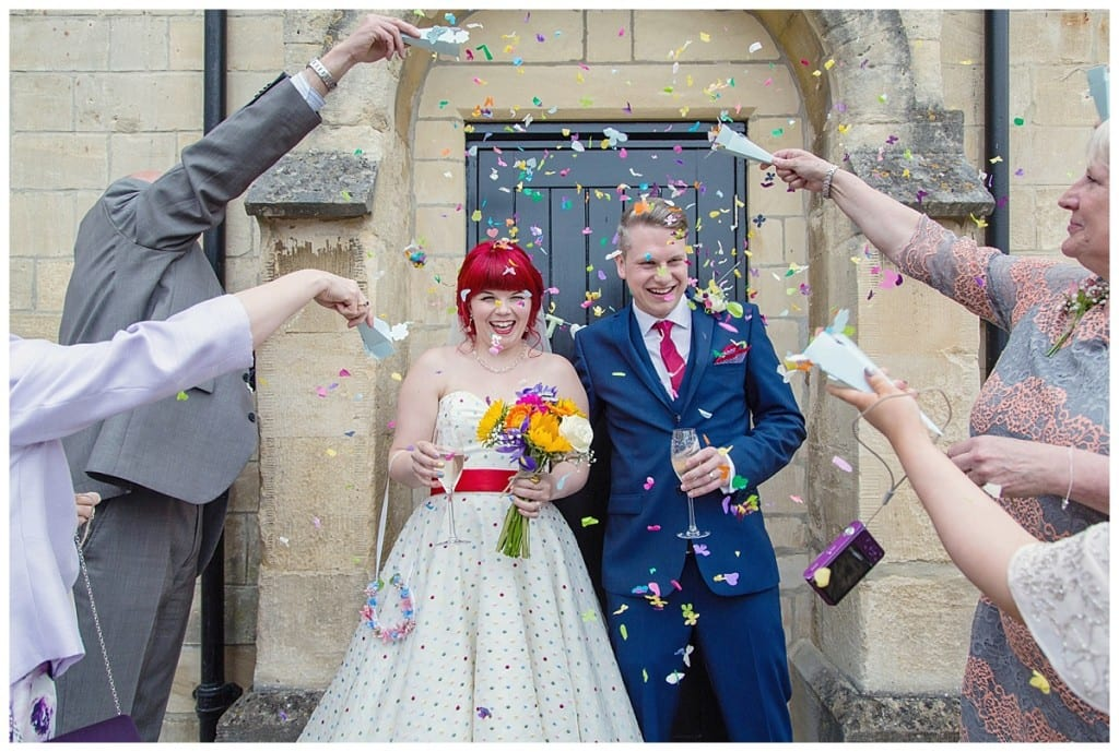 confetti shot ellenborough park