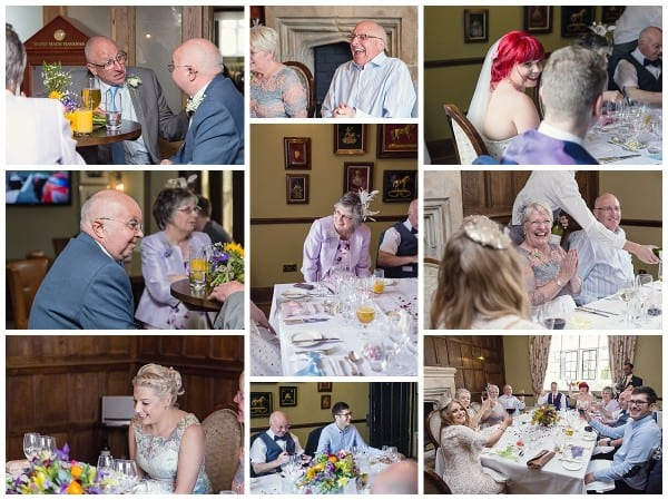 Candid photos at Ellenborough Park