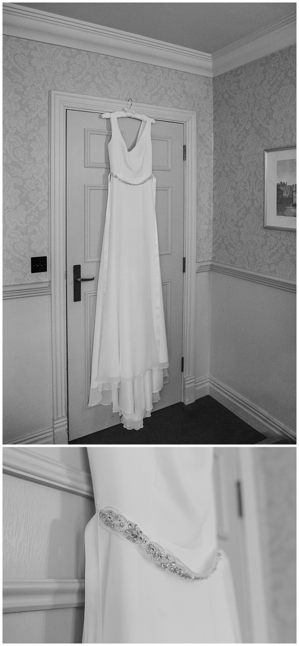 Bridal gown coombe abbey
