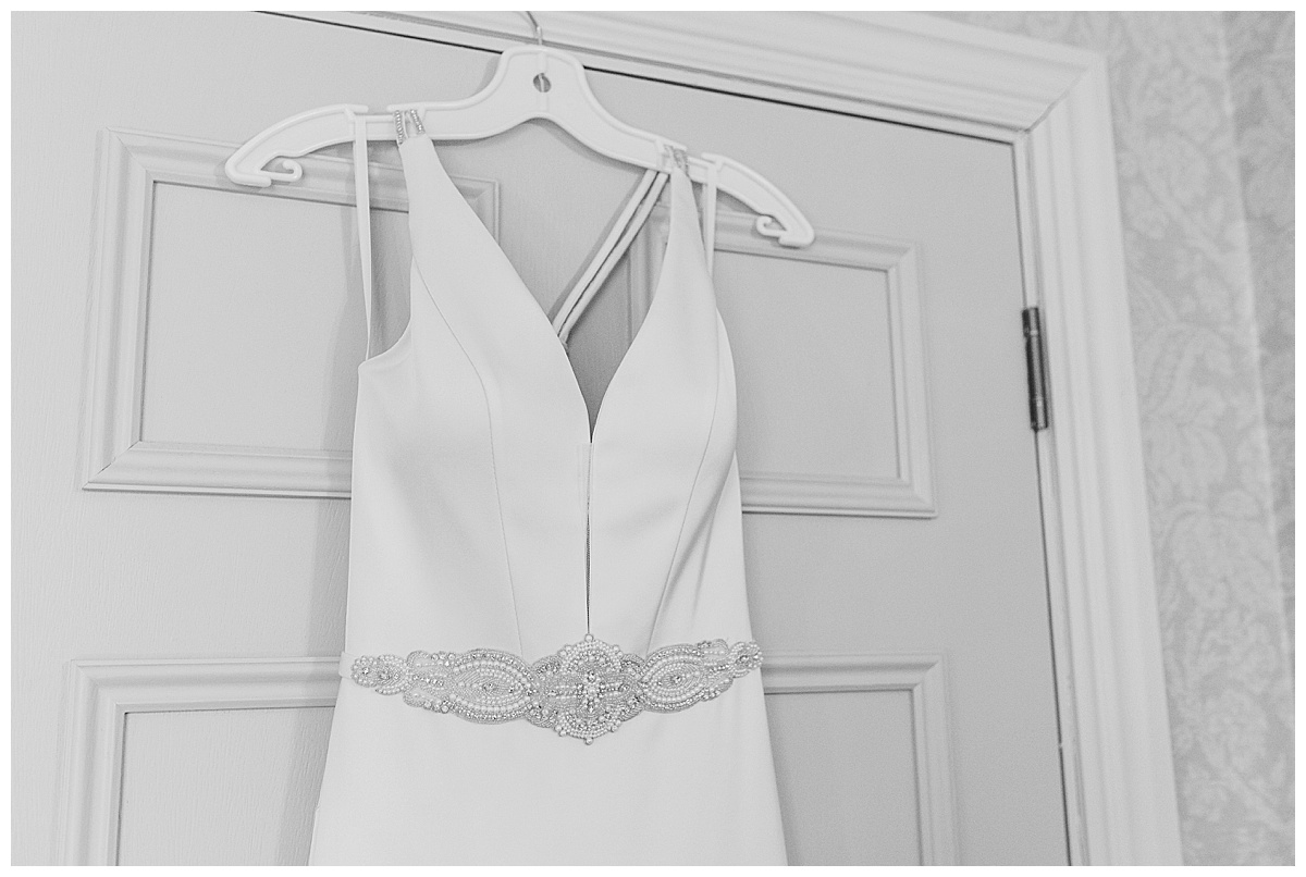 wedding dress Coombe Abbey