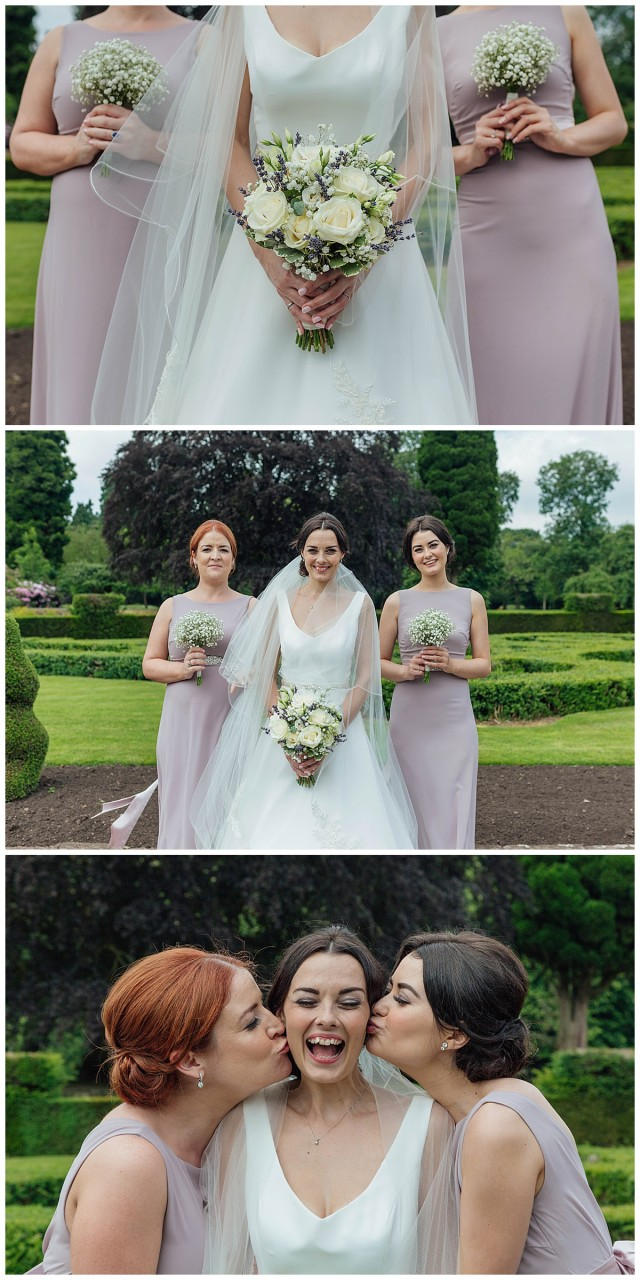 Bridesmaids Coombe Abbey