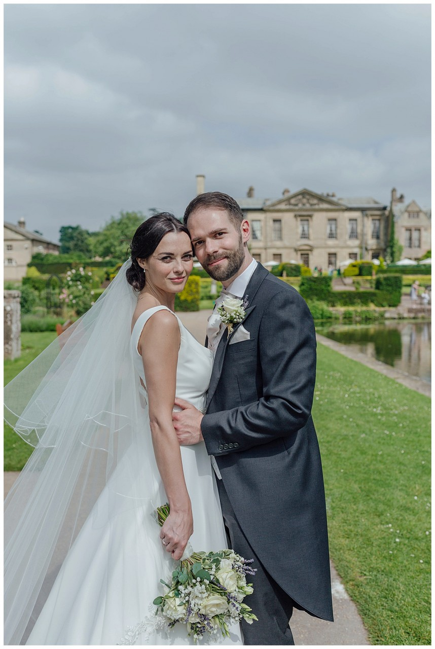 Couple shot Coombe Abbey