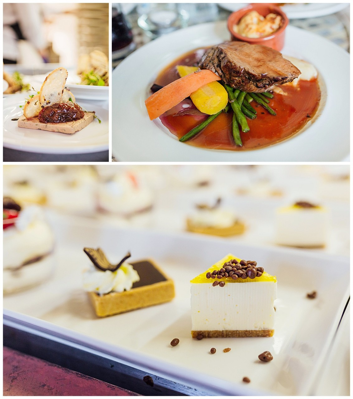 Coombe Abbey food