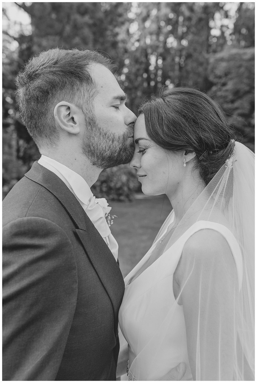 forehead kisses Coombe Abbey
