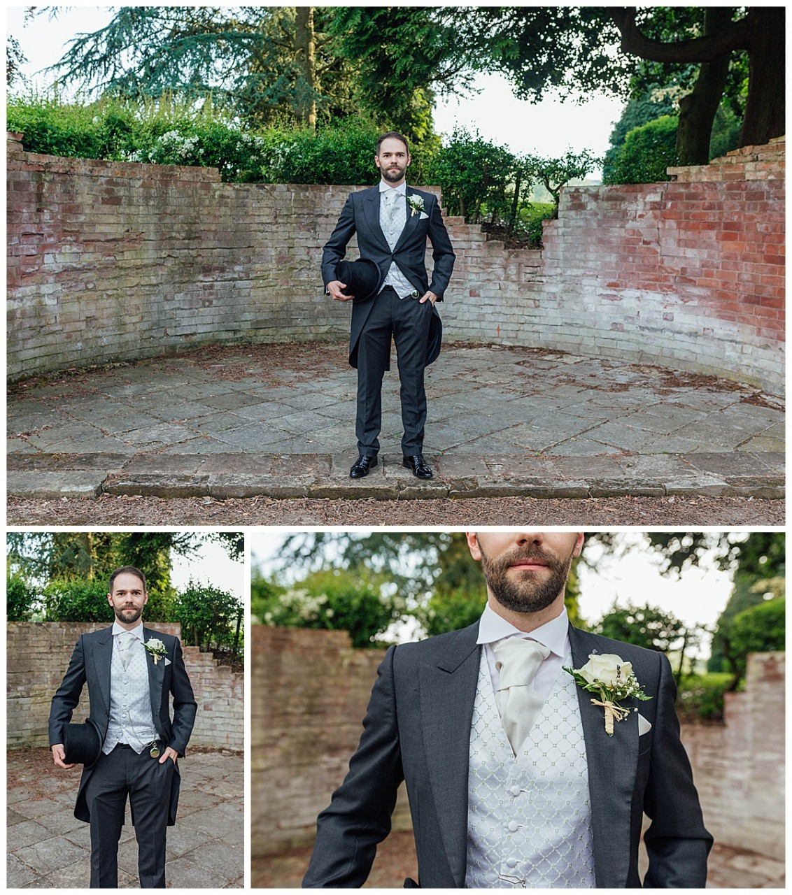 Groom Coombe Abbey