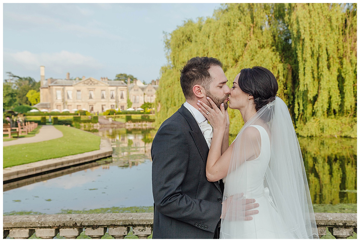 Bride and Groom Coombe Abbey